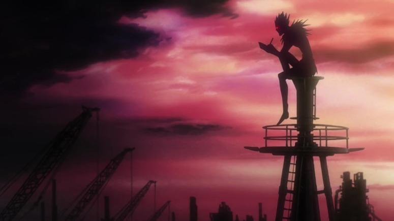 Death Note - Final Scene