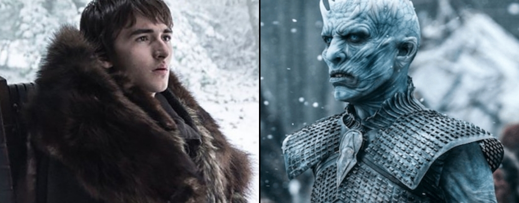 Bran And Night King - Game Of Thrones Season 8