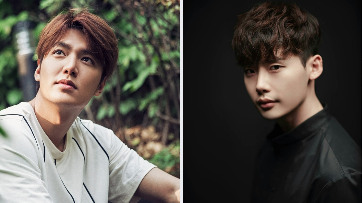 14 Best Drama Of Lee Min Ho and Lee Jong Suk